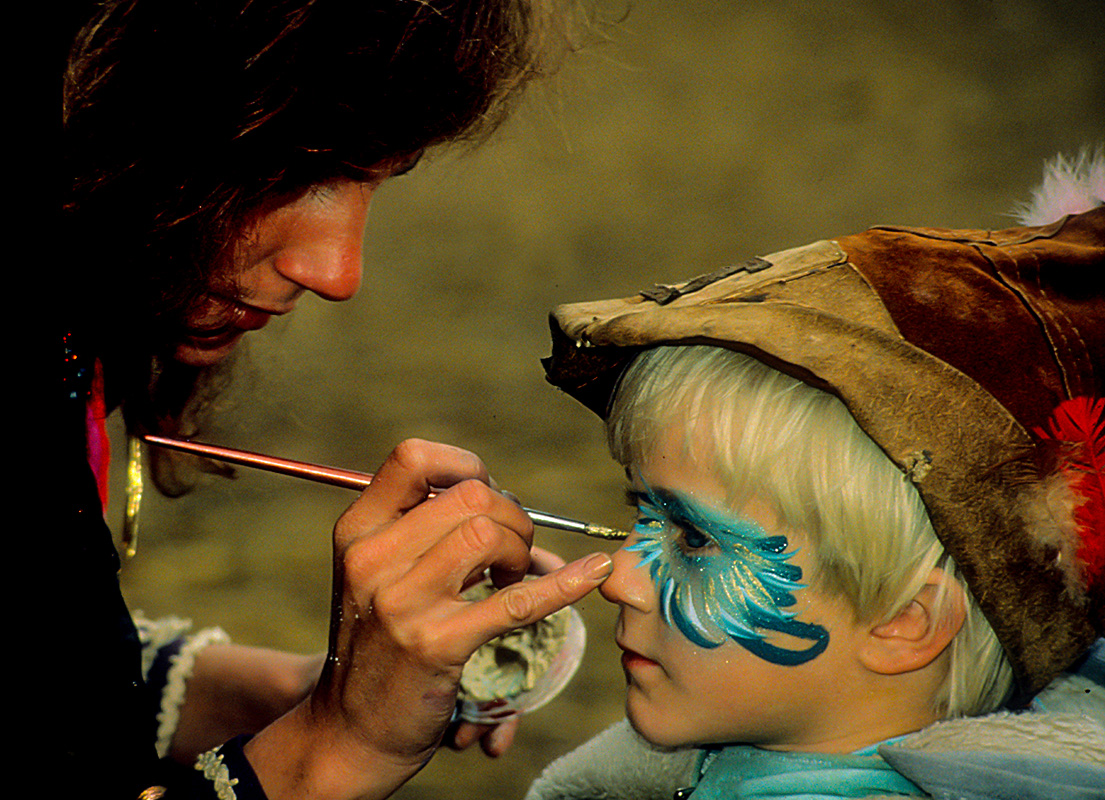 Face Painting - Digital(People) - Name Withheld Per Request