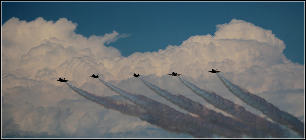 Blue Angels - Digital(Realistic) - Name Withheld Per Request