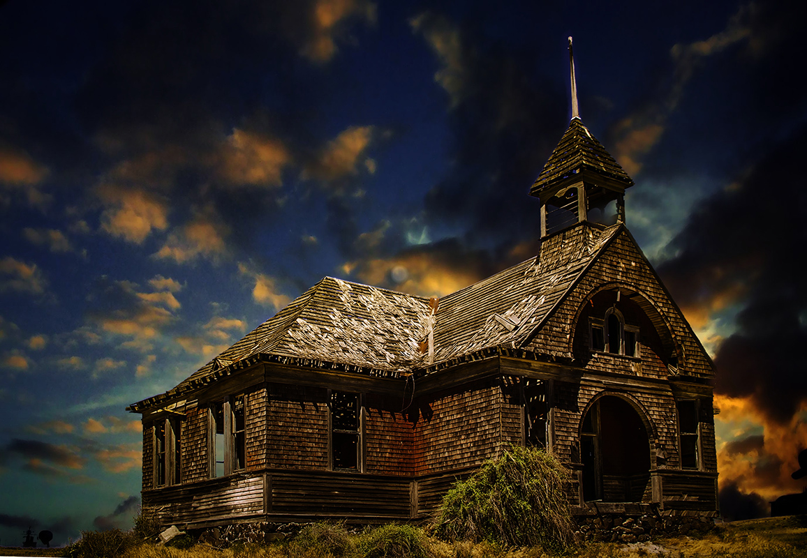 Old School House 2 - Digital(Realistic) - Name Withheld Per Request