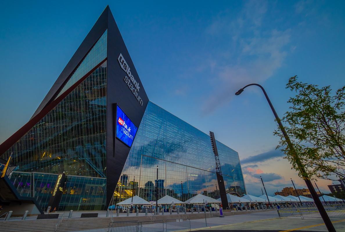 US Bank Stadium - Digital(Realistic) - Bob Muschewske
