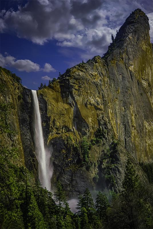 Yosemite Falls - Digital(Realistic) - Name Withheld Per Request