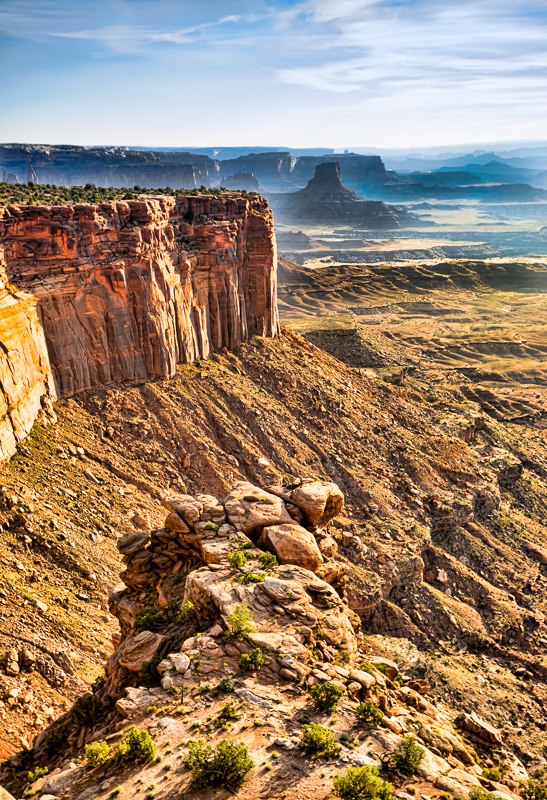 Big Country Canyonlands Natl Park - Color Print - Name Withheld Per Request