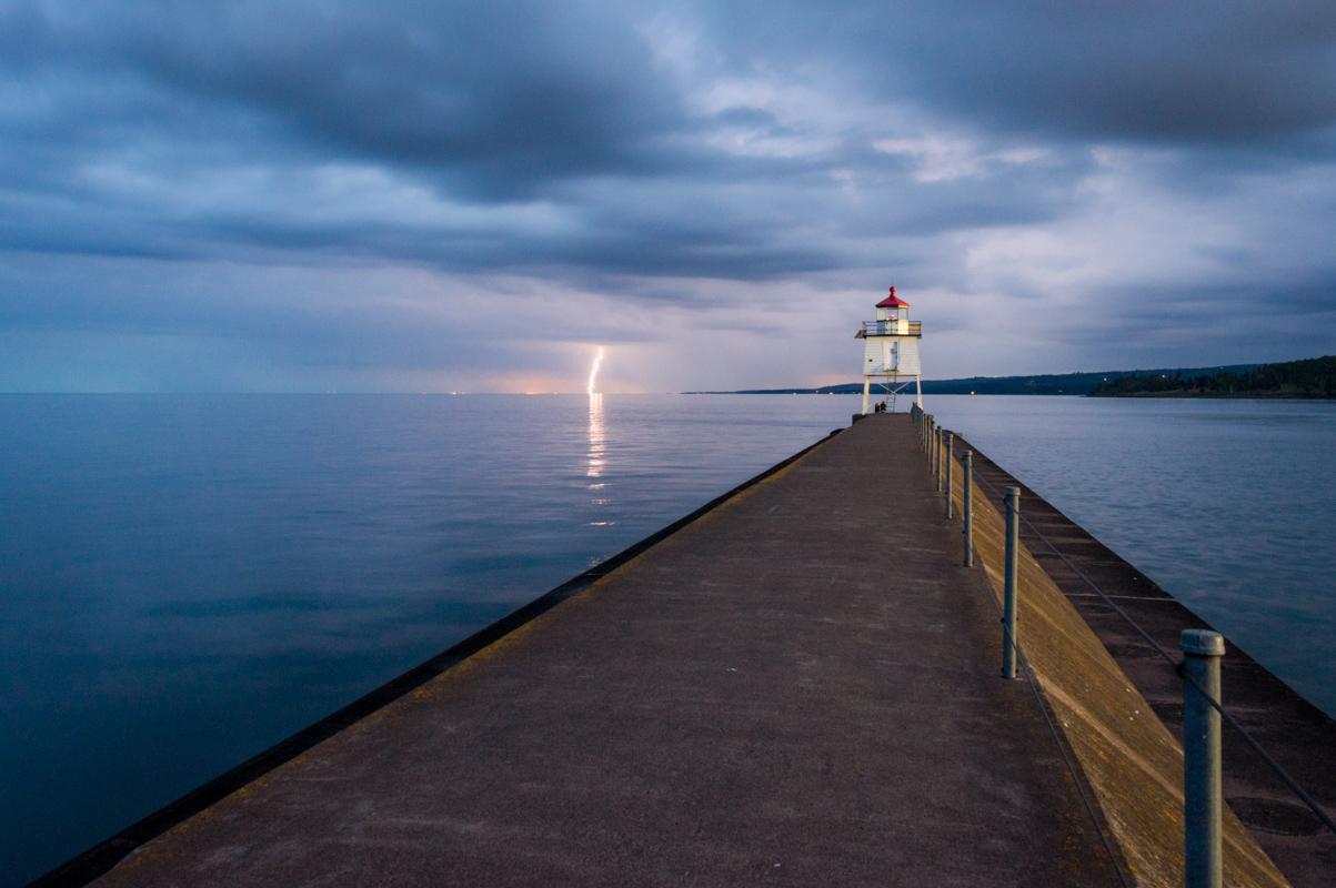 A Storm Approaches - Digital (Nature) - Steve Simmer