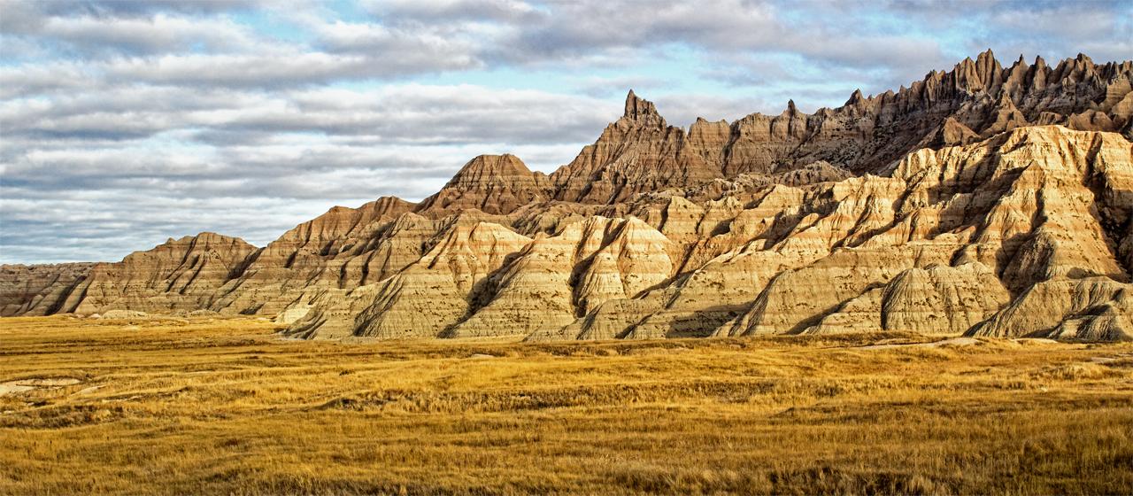 Badlands National Park - Digital (Nature) -  Name Withheld Per Request