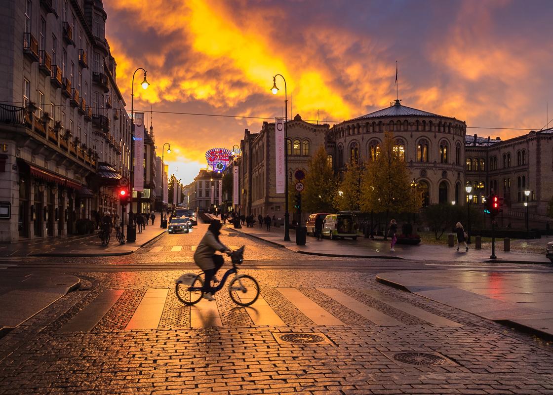 Morning in Oslo - Digital(Open) - Bob Muschewske