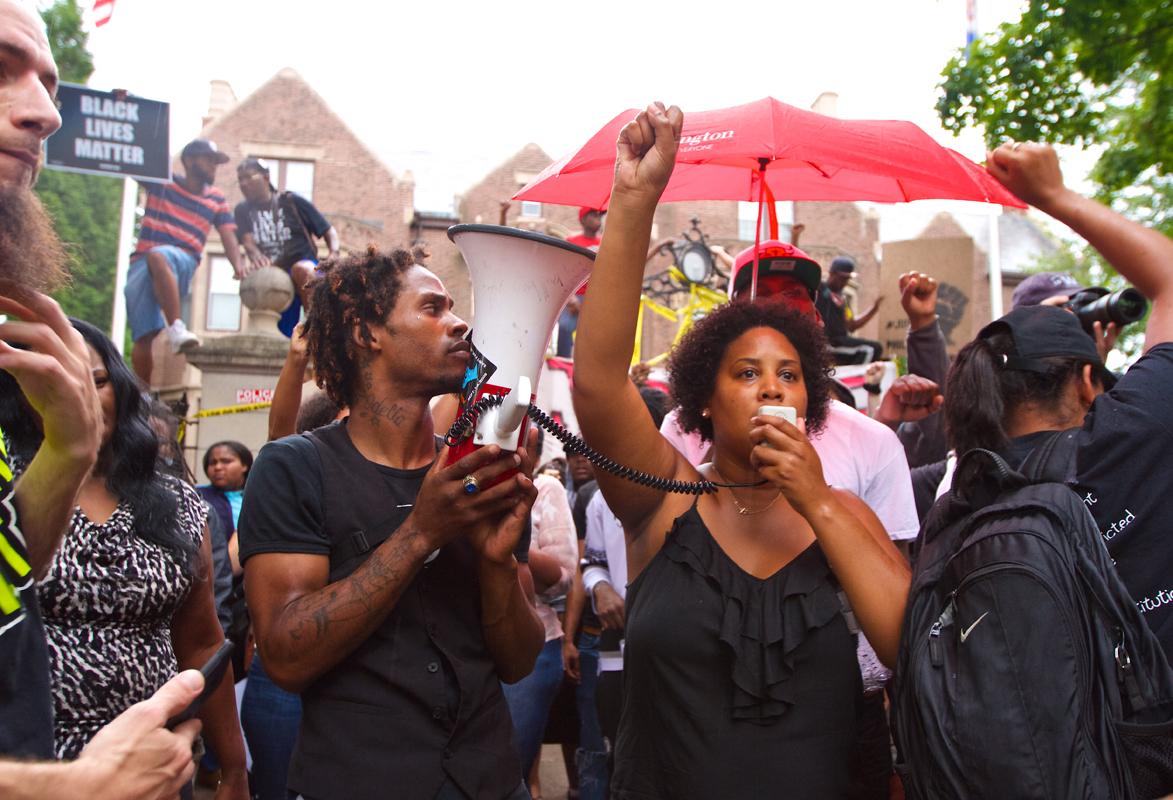 Philando Castile Protest - Digital(Open) - Name Withheld Per Request