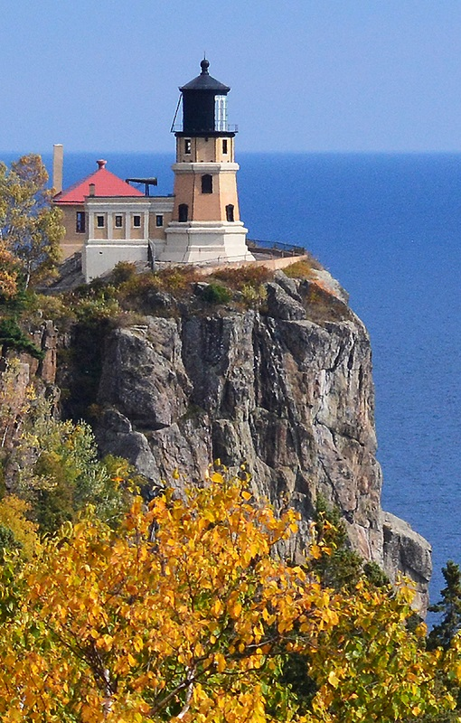Splitrock Lighthouse in Autumn - Digital(Open) - Name Withheld Per Request