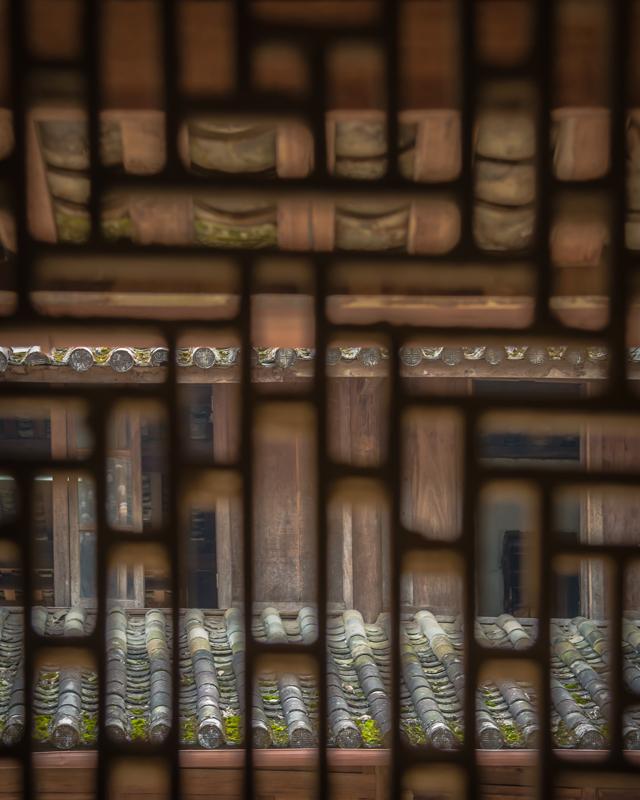 Courtyard of the Hmong King Vietnam - Digital(Patterns) - Cindy Carlsson