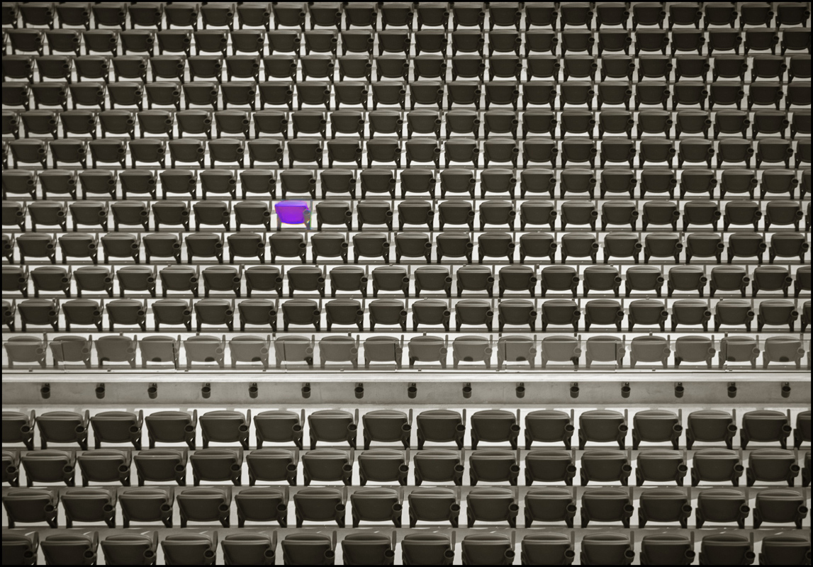 US Bank Stadium - Digital(Patterns) - Bill Wesen