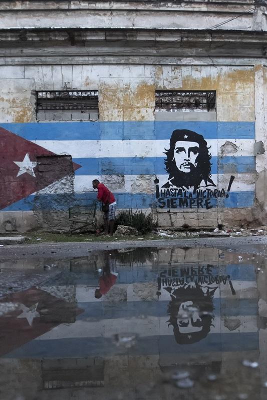 Havana Street - Digital (Phototravel) - Name Withheld Per Request