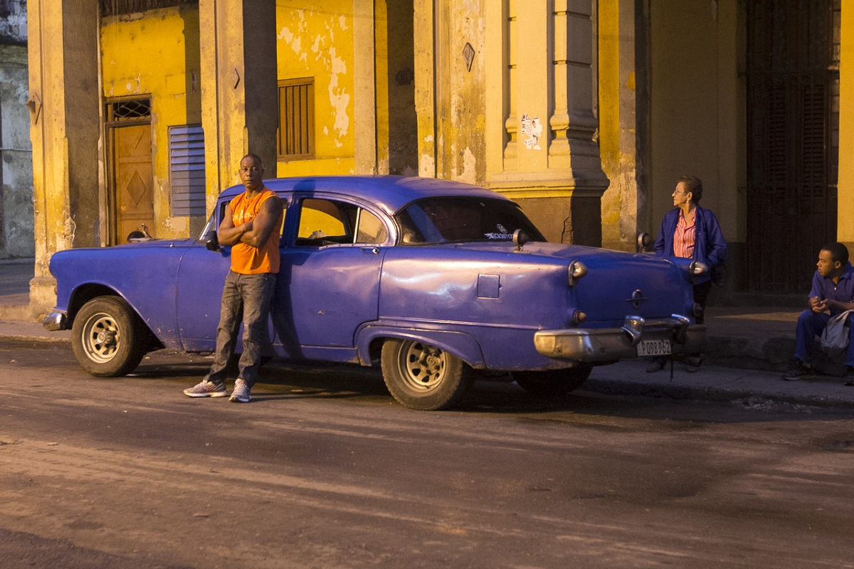 Havana Early Morning - Digital (Phototravel) - Name Withheld Per Request