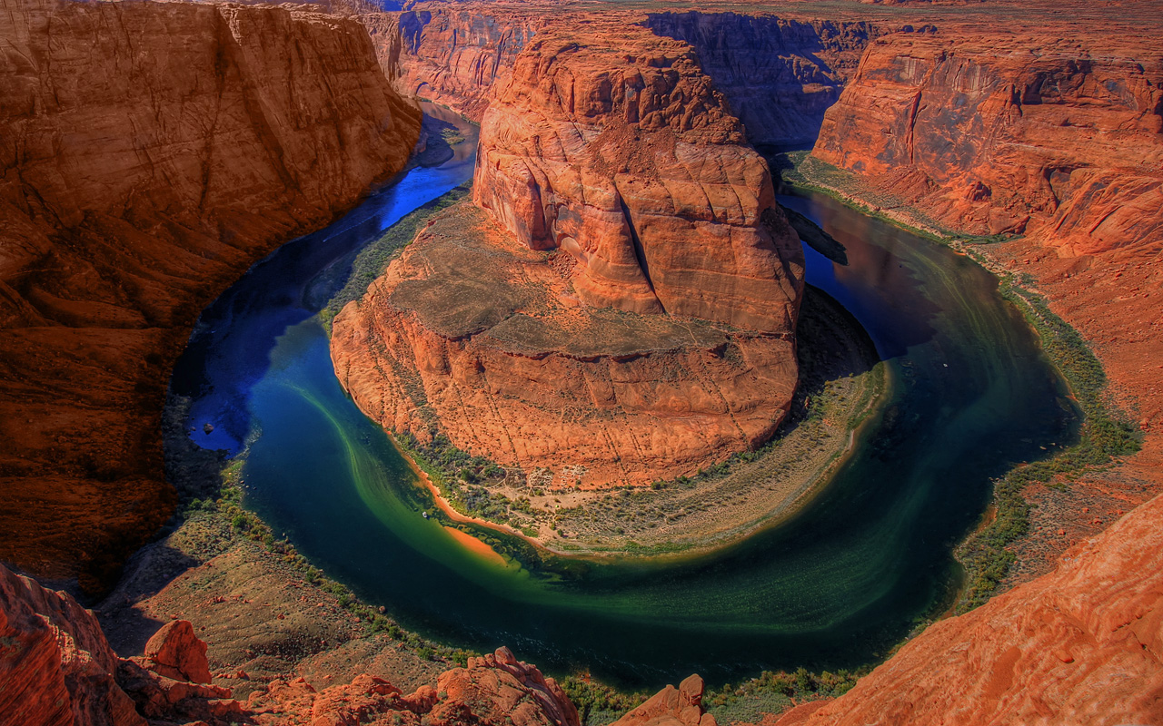 Horseshoe Bend, AZ - Digital (Phototravel) - Name Withheld Per Request
