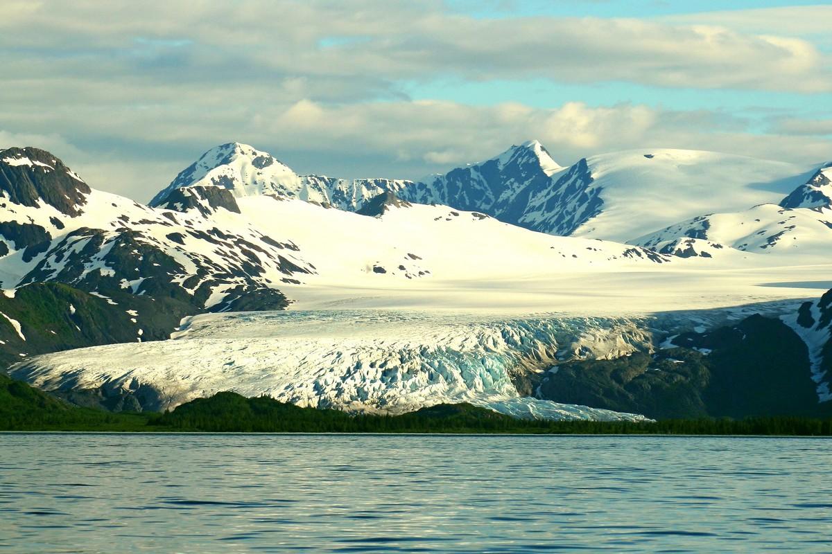Large Glacier Run in Prince William Sound, Alaska - Digital (Phototravel) - Name Withheld Per Request