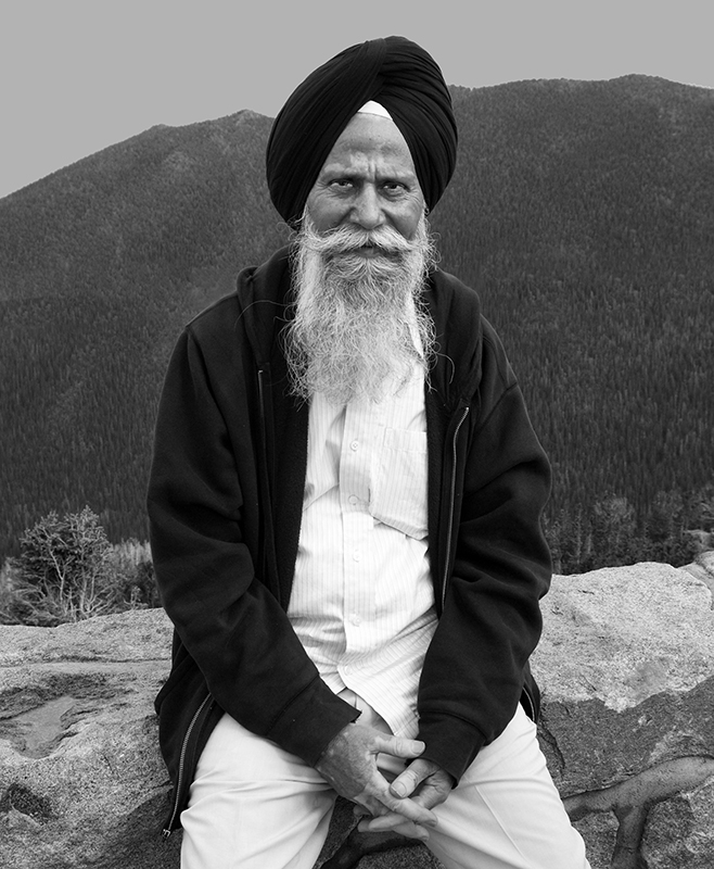 Rocky Mountains Meditation - Digital (Phototravel) - Larry Syverud