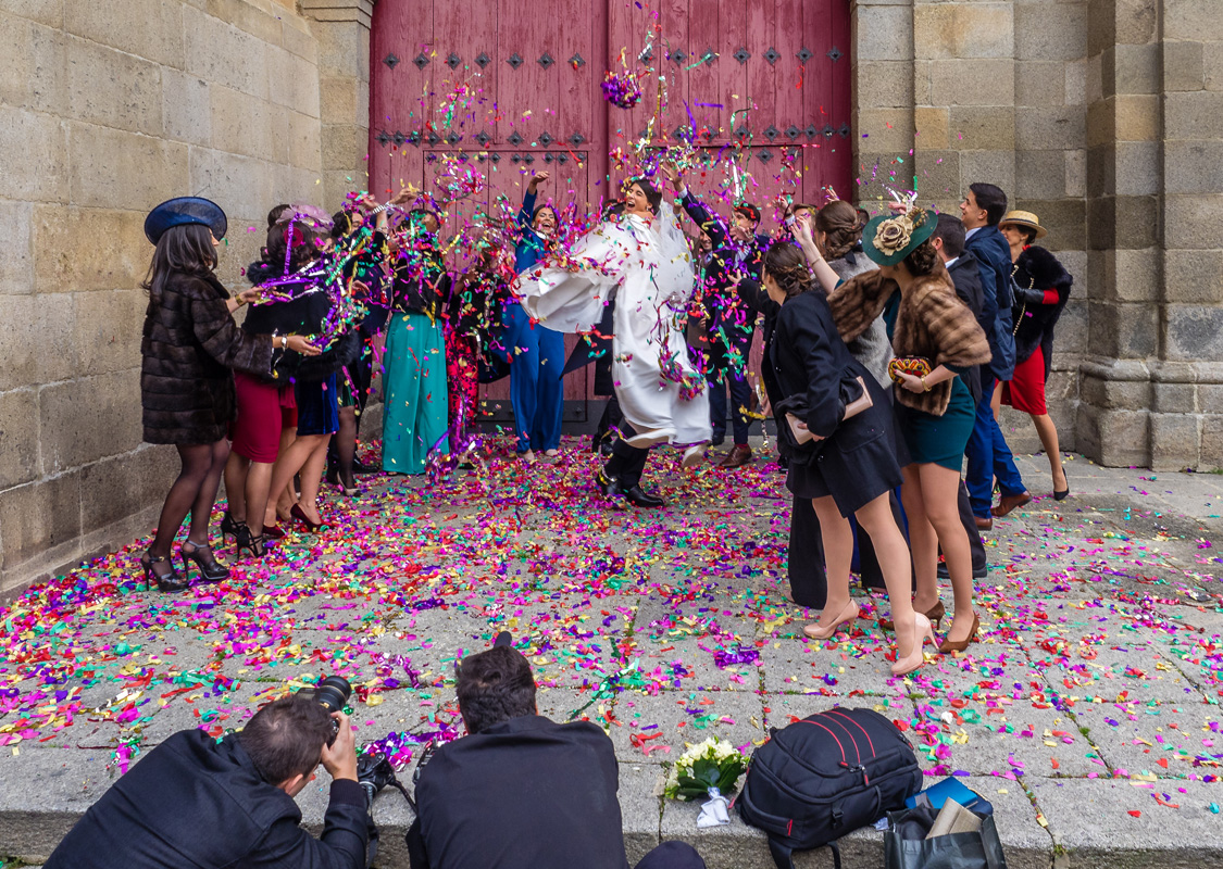 Spanish Wedding Celebration - Digital (Photojournalism) - Bob Muschewske