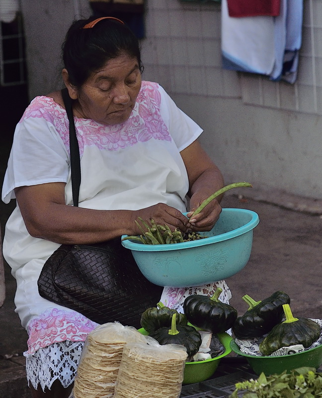 Vegetables for Sale - Digital (Photojournalism) - Name Withheld Per Request