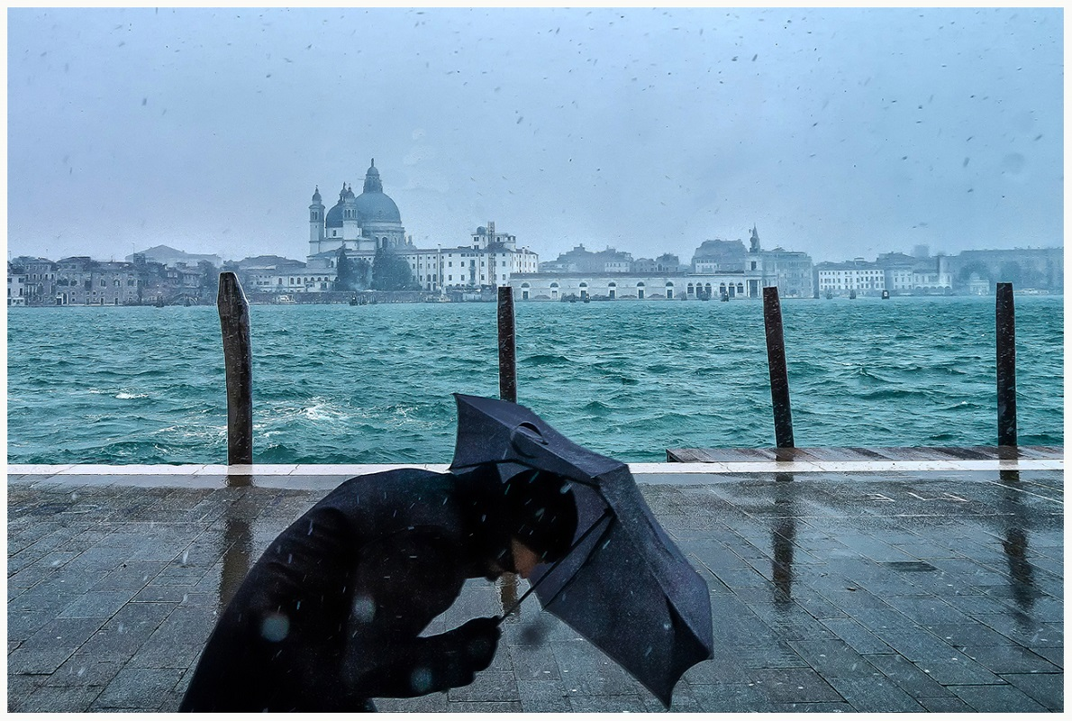 Venice Story Weather - Digital (Phototravel) - Name Withheld Per Request