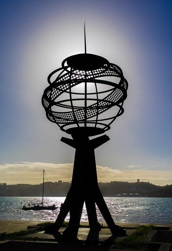 Model of a Portuguese Navigation Device - Digital(Silhouette) - Bob Muschewske