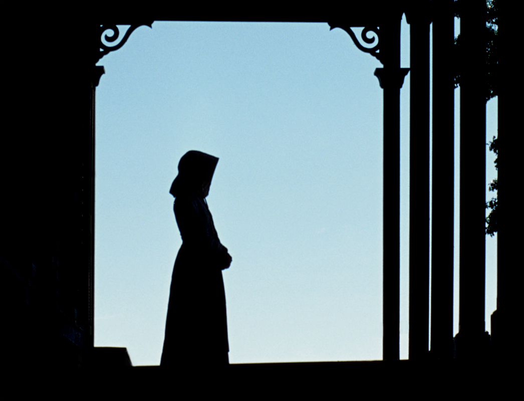 Pioneer Woman on Her Porch - Digital(Silhouette) - Name Withheld Per Request