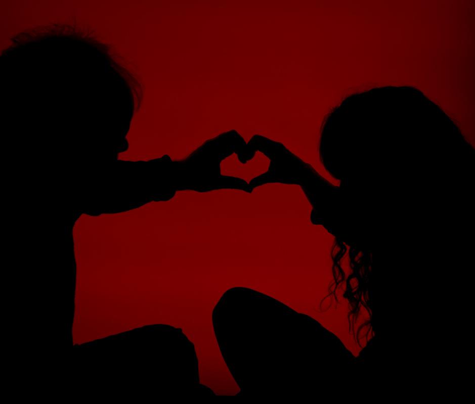 Red Heart - Digital(Silhouette) - Tara Nelson