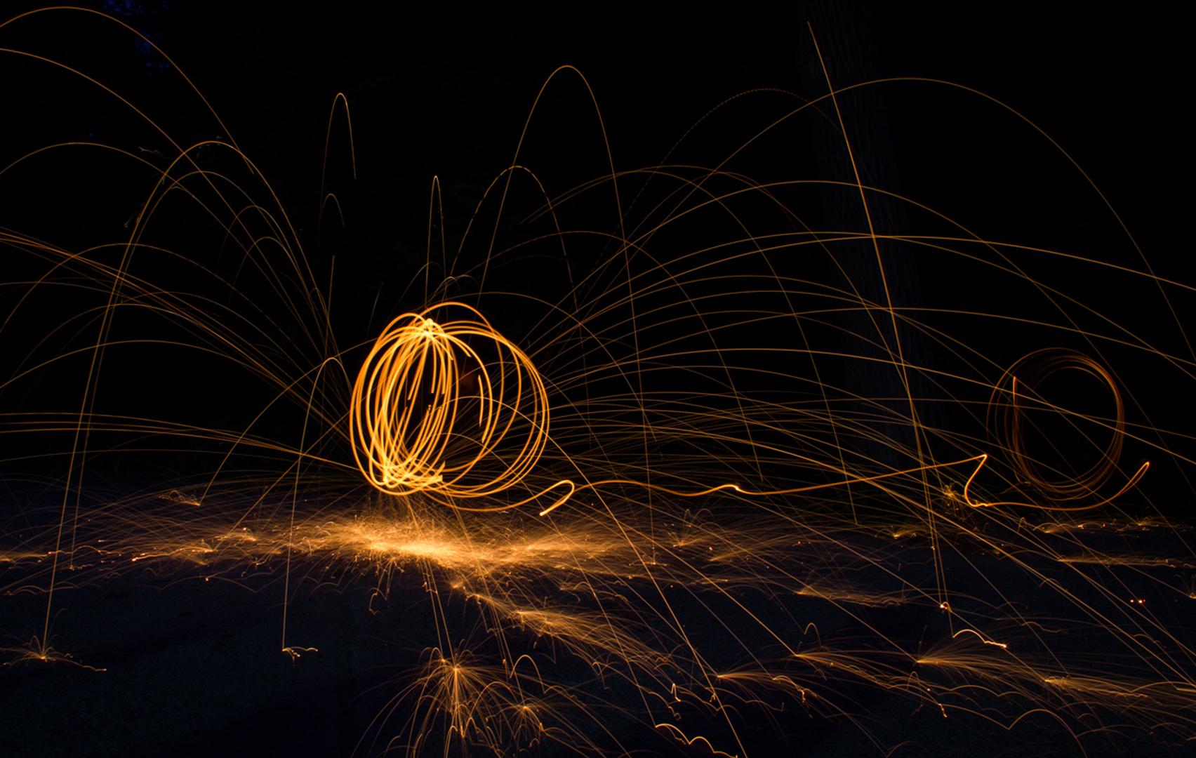 Spinning Steel - Digital (Action) - Tara Nelson