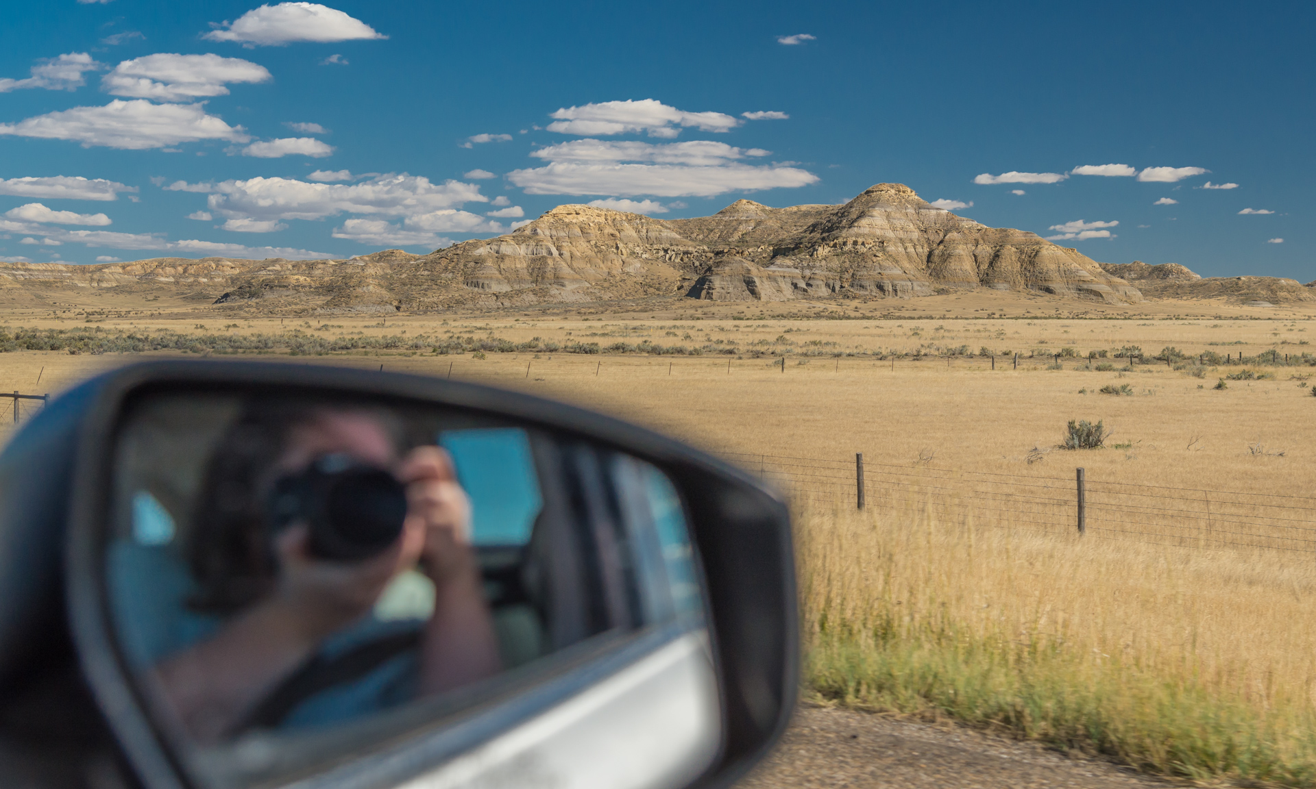 On the Road to Adventure - Digital (Selfie) - Cindy Carlsson